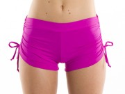 Yoga short Fuchsia