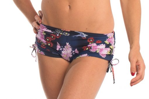 Anahata Yoga Clothing yoga shorts Bluebird