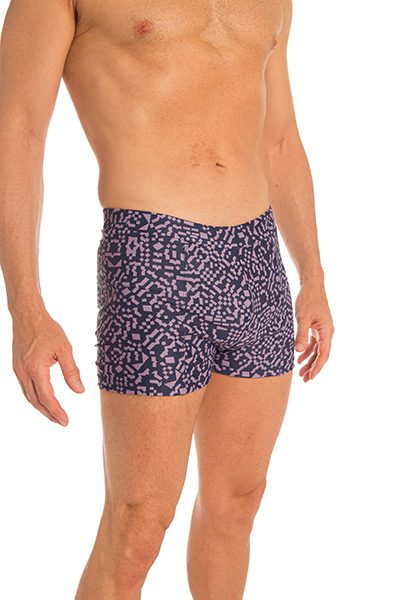 Anahata Yoga Clothing Double Front  mens yoga shorts Medina