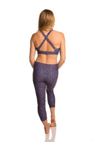 Anahata Yoga Clothing, Medina crop top and leggings